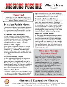 2019 MP newsletter