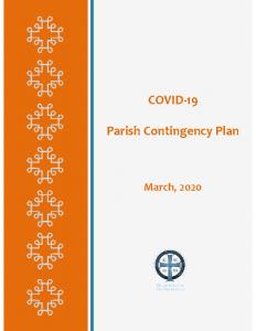 COVID 19 Parish Contingency Planning 3.25.20